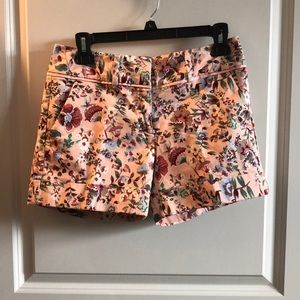 Adorable rose gold colored shorts